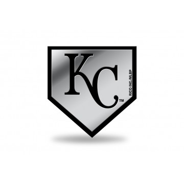 Kansas City Royals MLB PLastic Auto Emblem