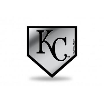 Kansas City Royals MLB PLastic Auto Emblem