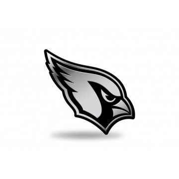 Arizona Cardinals NFL Plastic Auto Emblem