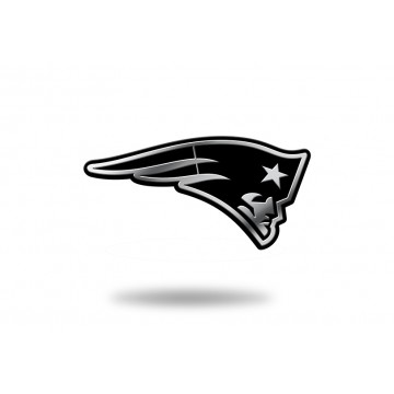New England Patriots NFL Plastic Auto Emblem