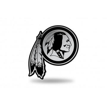 Washington Redskins NFL Plastic Auto Emblem