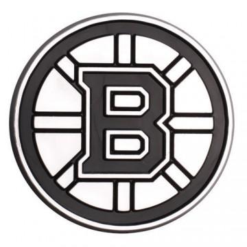 Boston Bruins NHL Plastic Auto Emblem