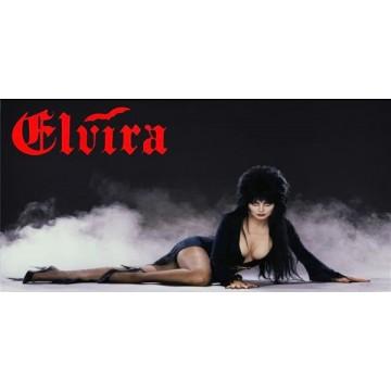 Elvira Photo License Plate