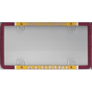 Arizona State Sun Devils Plastic Alumni License Plate Frame