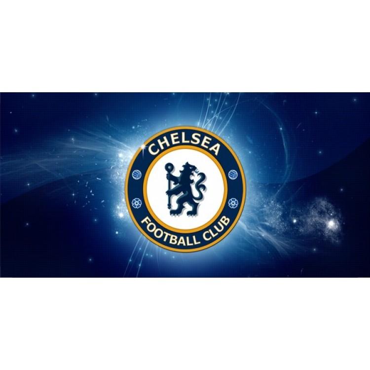 Chelsea Football Club Photo License Plate