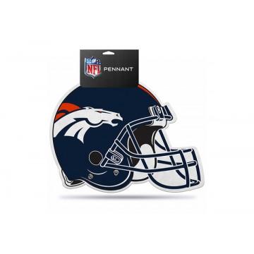 Denver Broncos Die Cut Pennant