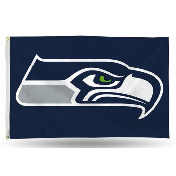 Seattle Seahawks Banner Flag