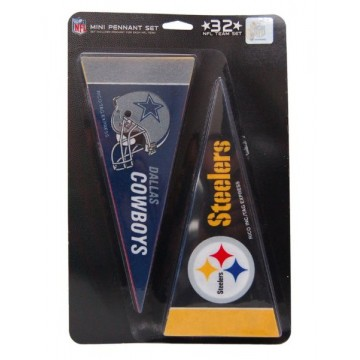 NFL Complete Mini Pennant Set