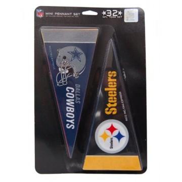 NFL Complete Mini Pennant Set