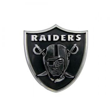 Oakland Raiders Auto Emblem