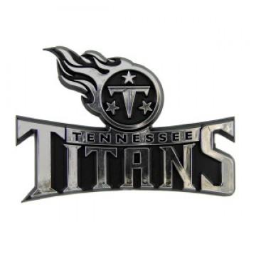 Tennessee Titans Auto Emblem
