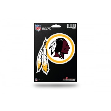 Washington Redskins Die Cut Vinyl Decal
