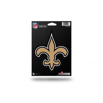 New Orleans Saints Die Cut Vinyl Decal