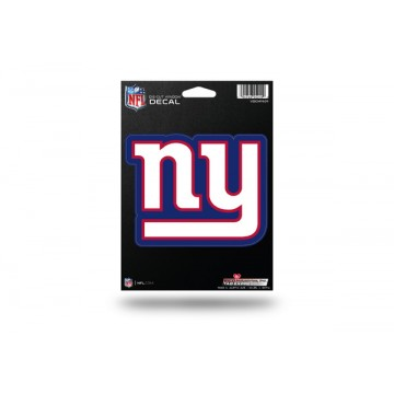 New York Giants Die Cut Vinyl Decal