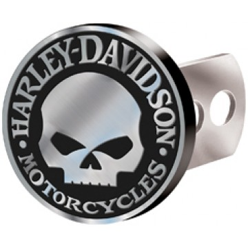 Harley-Davidson Willie G. Skull Hitch Cover