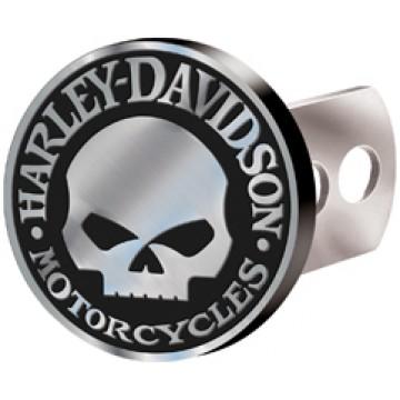 Harley-Davidson Willie G. Skull Hitch Cover