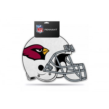 Arizona Cardinals Die Cut Pennant
