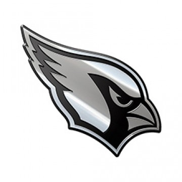 Arizona Cardinals NFL Metal Auto Emblem