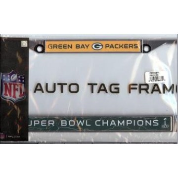 Green Bay Packers 2011 Super Bowl Champs License Frame