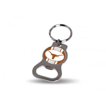 Texas Longhorns Key Chain And Bottle Opener