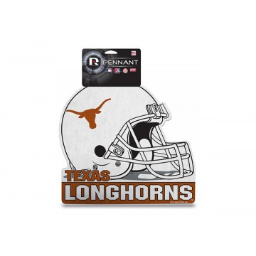 Texas Longhorns Die Cut Pennant