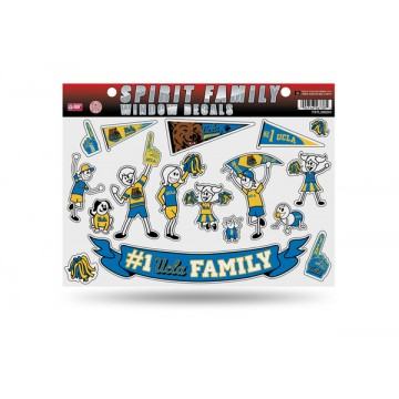 UCLA Bruins Family Decal Set