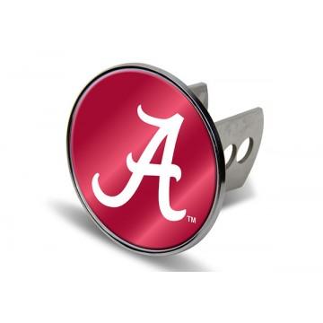 Alabama Crimson Tide Laser Hitch Cover