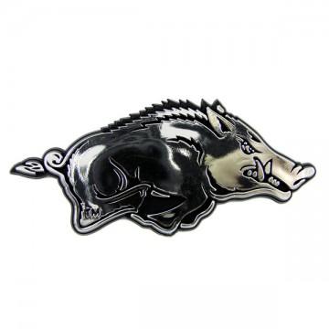 Arkansas Razorbacks NCAA Auto Emblem