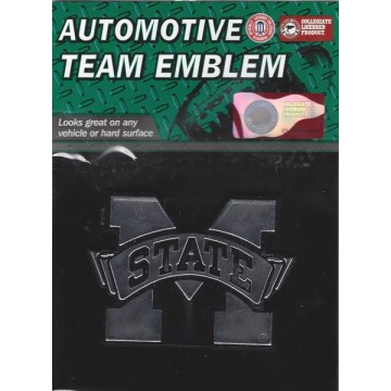Mississippi State Bulldogs NCAA Auto Emblem