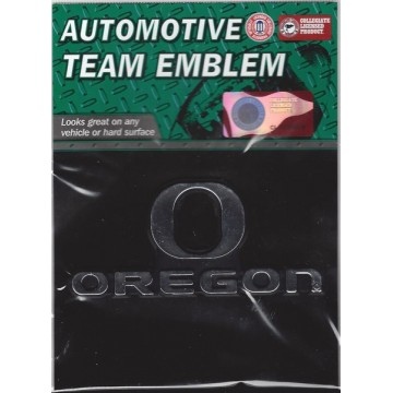 Oregon Ducks NCAA Chrome Auto Emblem
