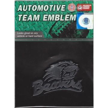 Oregon State Beavers NCAA Chrome Auto Emblem