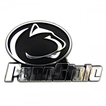 Penn State Nittany Lions NCAA Chrome Auto Emblem