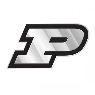 Purdue Boilermakers NCAA Chrome Auto Emblem