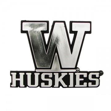 Washington Huskies NCAA Auto Emblem