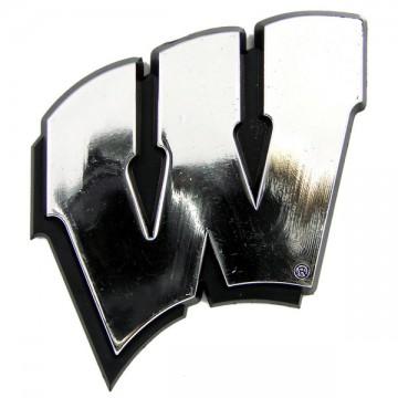 Wisconsin Badgers NCAA Auto Emblem