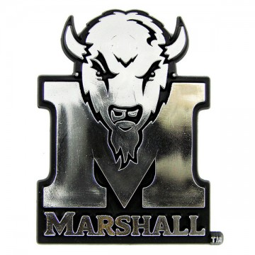 Marshall Thundering Herd NCAA Chrome Auto Emblem