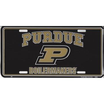 Purdue University Boilermakers License Plate