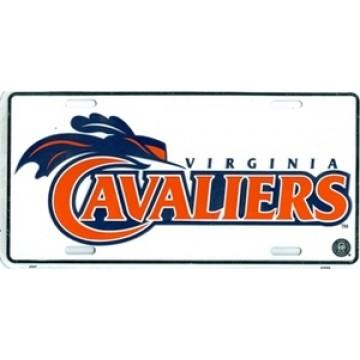 Virginia Cavaliers License Plate