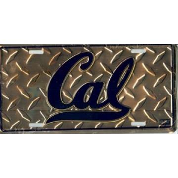California Berkeley Diamond License Plate