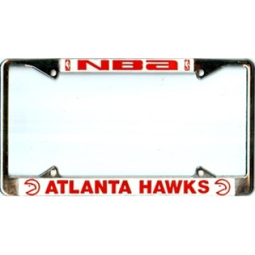 Atlanta Hawks License Plate Frame