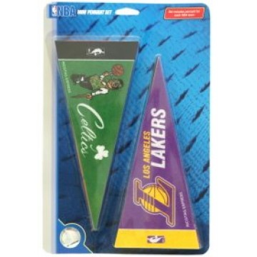 NBA Complete Mini Pennant Set