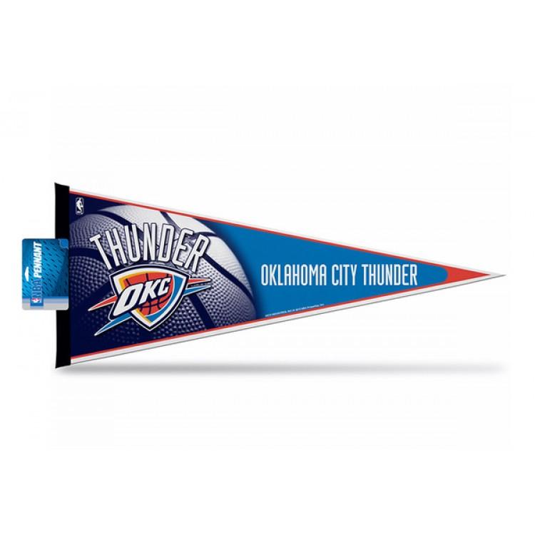 Oklahoma City Thunder Pennant