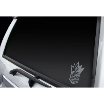 Sacramento Kings Window Decal