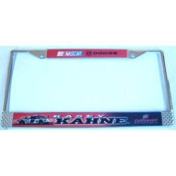 Kasey Kahne #9 License Plate Frame