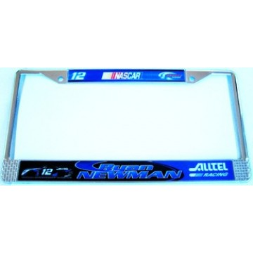 Ryan Newman #12 License Plate Frame