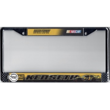 Matt Kenseth #17 NASCAR License Frame