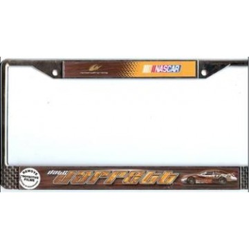 Dale Jarrett #88 Nascar Chrome License Plate Frame