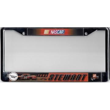 Tony Stewart License Plate Frame