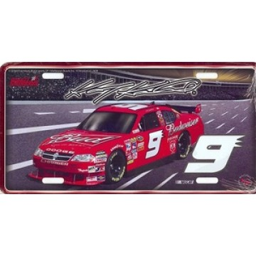Kasey Kahne #9 License Plate