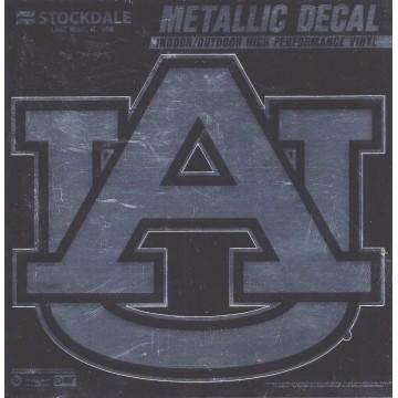 Auburn Tigers Chrome Vinyl Decal